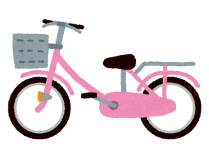 bicycle_pink