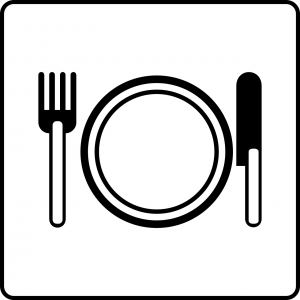 食事ナイフフォーク