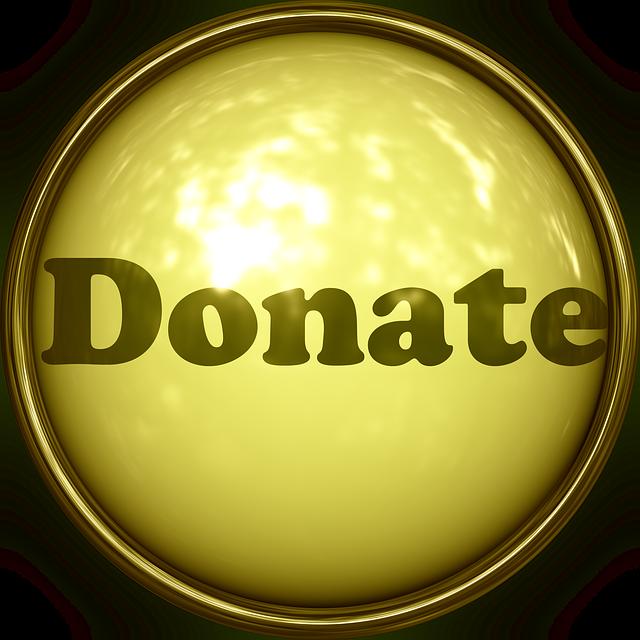 寄付 募金