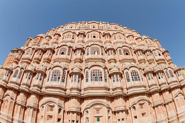 インド 宮殿ホテル
