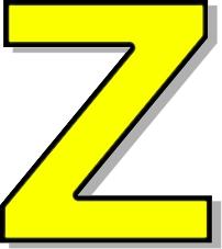 Z アルファベット
