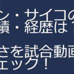 ヤン・サイコの戦績・経歴は?K-1皇治と対戦!強さを動画でチェック